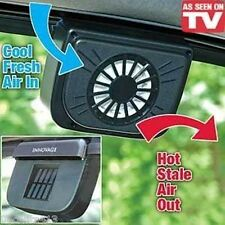 As Seen on TV: Auto Cool Solar Powered Car Ventilation System In Original Box