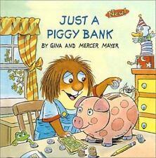 Just a Piggy Bank (Mercer Mayer's Little Critter)