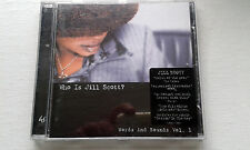 Jill Scott - Who Is ? Words and Sounds, Vol. 1 (2000) CD