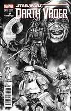 DARTH VADER 1 RARE HASTINGS MICO SUAYAN SKETCH VARIANT STAR WARS