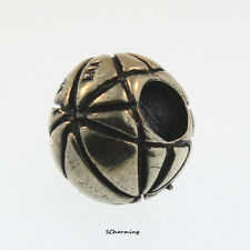 Authentic Trollbeads Silver Petanque 11201 (Incl. Orig. Packaging)