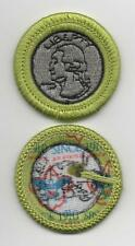 """Coin Collecting Merit Badge, Type L, """"Since 1910"""" Back (2012-Current)"""