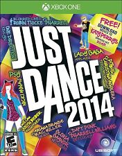 Just Dance 2014 Microsoft Xbox One 2013 Brand New Sealed