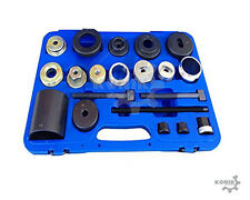 BMW E36 / E46 Master Trailing Arm Bushing Tool Set
