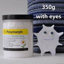 350g jar Polymorph with eyes, Moldable Plastic Pellets, Plastimake, Instamorph