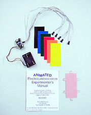Experimenter's Animated ElectroLuminescent Sign Kit Miller 2502