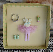 Tonner Amelia Thimble Doll Ice Cream Princess Clothing Outfit Tiara Shoes