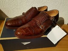 Paul Rosen Herren Business Schuhe Braun UK8,5 Gr.42,5 Neu&Ovp