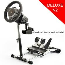 Deluxe Steering Wheel Stand for Fanatec GT2/GT3RS CSP/CSP V2 CSR Wheels