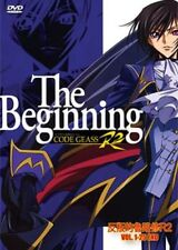 Code Geass R2 The Beginning Complete DVD -  English Dubbed, Free Shipping
