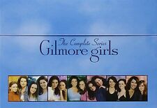 GILMORE GIRLS COMPLETE SERIES 1-7 DVD Box Set Collection Season 1 2 3 4 5 6 7