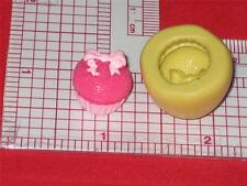 Cupcake Silicone Push Mold A685 For Polymer Clay Resin Miniature Chocolate Soap