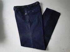 Mobil elasto chinos pantalones tiempo libre pantalones azul oscuro uni talla 102! nuevo!
