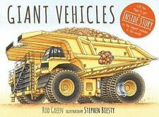 Giant Vehicles by Rod Green (2014, Hardcover)