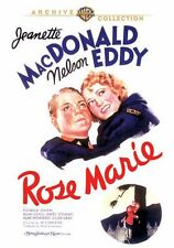 ROSE MARIE (1937 Jeanette MacDonald)  Region Free DVD - Sealed