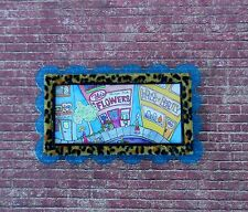 American Girl AG Minis NYC Loft Micro Media Set ~ The Wavy Frame Painting
