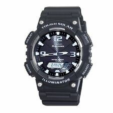 Casio Watch Solar Men's Black Sport New Mens Digital Combination