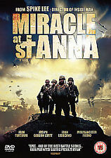 Miracle At St. Anna (DVD, 2011)