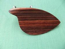 Old Violin Shop Chin Rest Rosewood  - Priska -   Model Fiddle parts accessories
