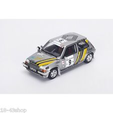 SPARK S3859 Renault 5 GT Turbo n°9 Winner Ivory Coast Rally 1989 Oreille 1/43