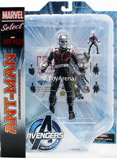 Marvel Select Ant-Man Avengers Initiative Action Figure