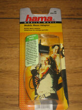 Hama 00092110 - Mini Mobile Music Adapter for Nokia
