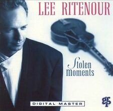 Lee Ritenour - Stolen Moments (CD, BMG, GRP) Watts, Patitucci, Mason, Holder