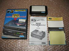 BACK UP RAM SEGA MEGA CD JAP COMPLETO RARE!