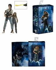 NECA 1986 ALIENS RIPLEY RESCUING NEWT ACTION FIGURE 2 PACK - 30TH ANNIVERSARY