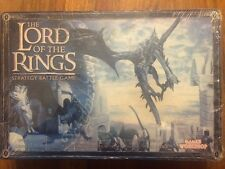 Lord Of The Rings Witch King On Fell Beast New Sealed  Games Workshop Lotr Metal