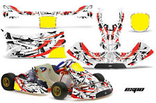 KG Freeline AMR Racing Graphics Evk Evrr Birel Krypton Sticker Kits MAX Decals 3