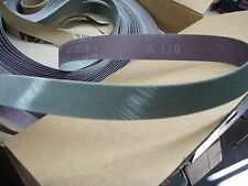 3M™ Trizact™  Sanding Belt 407EA, 1 x 72 in A110 JE-weight Silicon Carbide