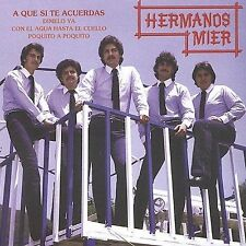 A Que Si Te Acuerdas by Los Mier (CD, Brand NEW , Fact Sealed ! Ships Fast !!!