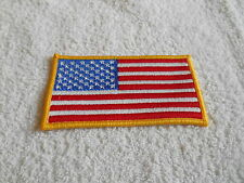 U.S. Flag Patch Red,White,Blue  Lot of 10
