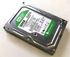 PC Hard Drive Western Digital WD5000AADS-56S9B1 500GB SATA Computer HDD