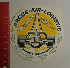Pegatina/sticker: arcus air logistic rápidamente individualmente (17081662)