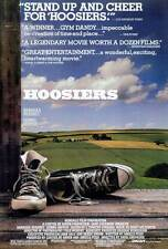 "HOOSIERS Movie Poster [Licensed-NEW-USA] 27x40"" Theater Size Gene Hackman"