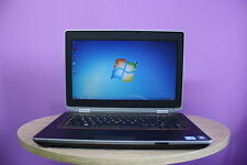"Laptop Dell Latitude E6420 14.1"" Core i7 2.2ghz 4GB 320GB Batería Nueva Grado B"