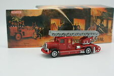 Matchbox Yesteryear Fire Engine Pompiers 1/43 - Mercedes Ladder Truck 1932