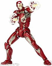 Kaiyodo Revoltech figure complex movie revo IRONMAN MARK45 Action Figure NEW!!