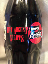 Coca Cola bottle Hot August Nights 1997