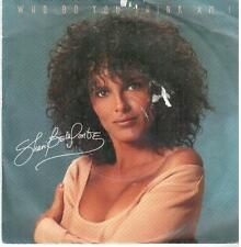 "< 162 > 7"" single: Shari Belafonte-who do you think al I/Pictures of Love"