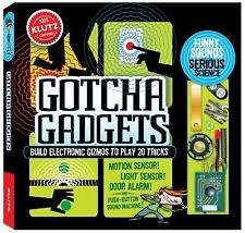 Gotcha Gadgets by Ben Grossblatt and The Scientists The Scientists of Klutz...