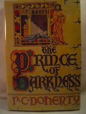 P.C. Doherty THE PRINCE OF DARKNESS First US edition 1993  FREE SHIPPING