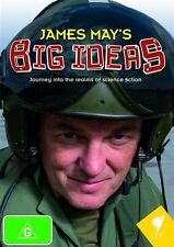 James May's Big Ideas (DVD, 2010) - New - Region Free