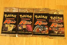 Pokemon Cards - Team Rocket Booster Packs - MINT Condition - 100% Unweighed!
