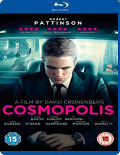 COSMOPOLIS - BLU-RAY - REGION B UK