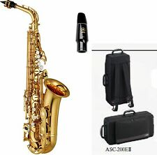 NEW YAMAHA Standard Alto Sax YAS-280 with case and mouthpiece From Japan