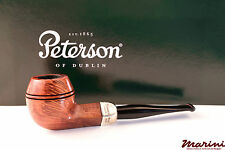 PIPA PIPE PETERSON OF DUBLIN ARMY BROWN 150 DRITTA RADICA ORIGINALE