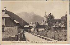 CAMPOROSSO VC m.810 - VIA DELLE SORGENTI - TARVISIO (UDINE)